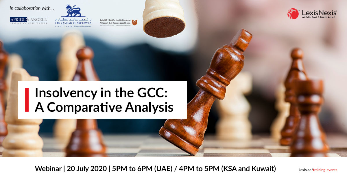 Webinar | Insolvency in the GCC: A Comparative Analysis