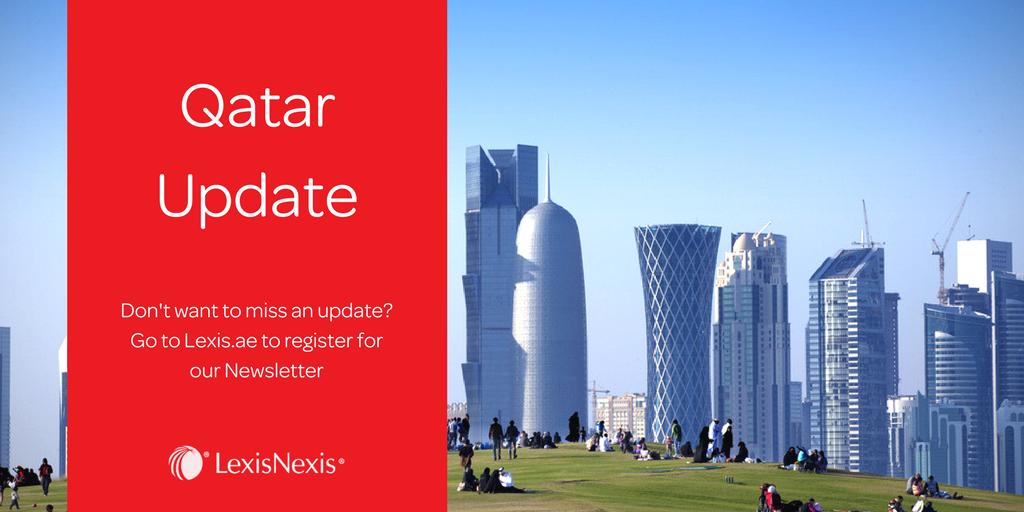 Qatar: Supreme Judicial Council Establishes New Departments
